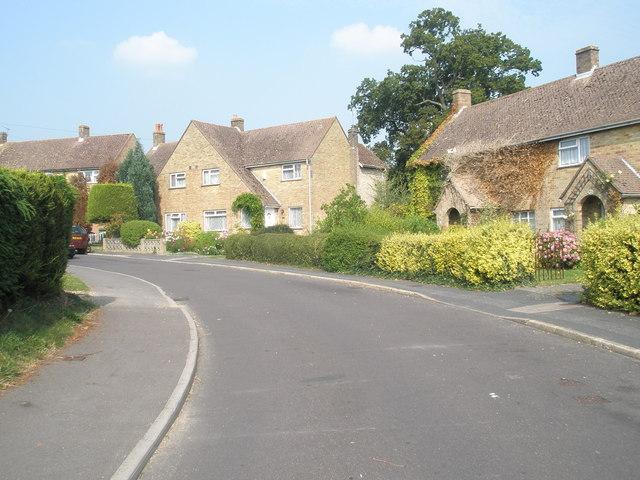 Bend in Elizabeth Road