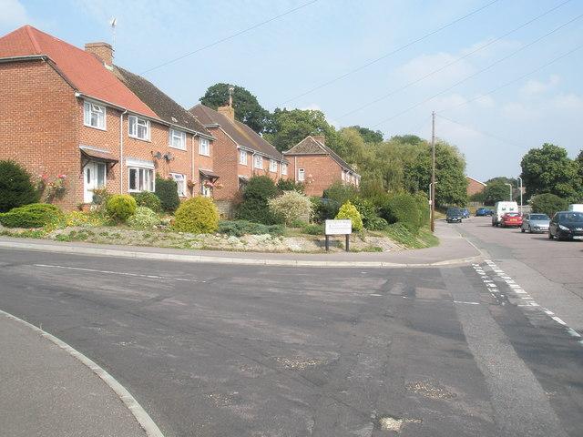 Junction of Buddens and Elizabeth Roads