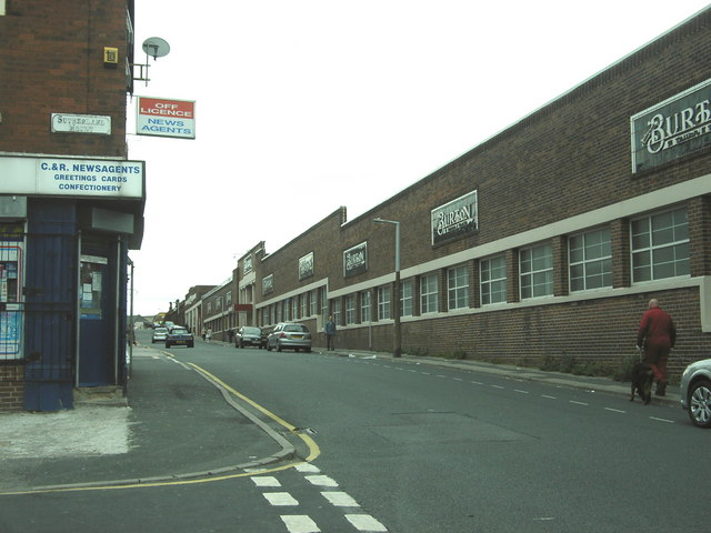 Burtons, Hudson Road Mills,  Burmantofts, Leeds