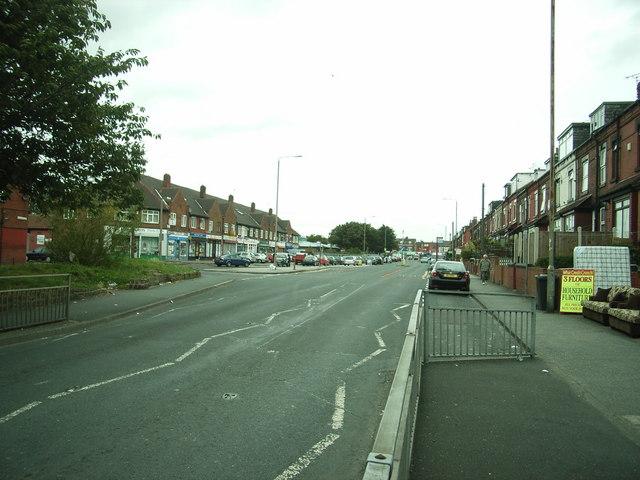 Compton Road,  Burmantofts,  Leeds