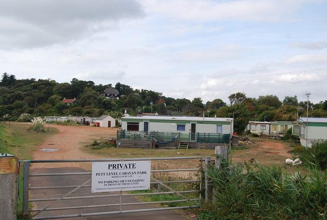Pett Levels Caravan Park