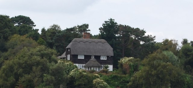 Thatched Cottage, Cliff End