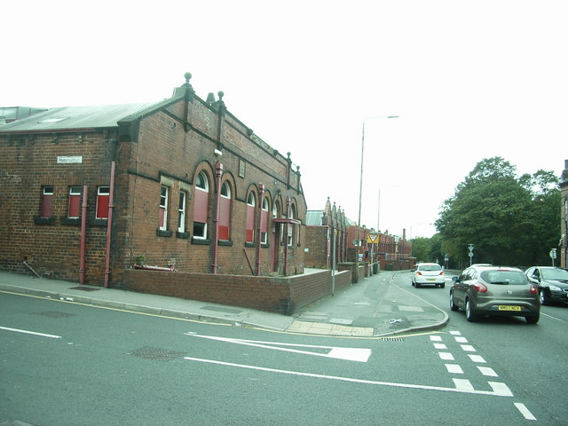 Stoney Rock Lane, Burmantofts,  Leeds