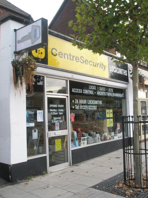 CentreSecurity in West Street