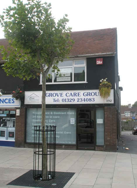Grove Care Group in West Street