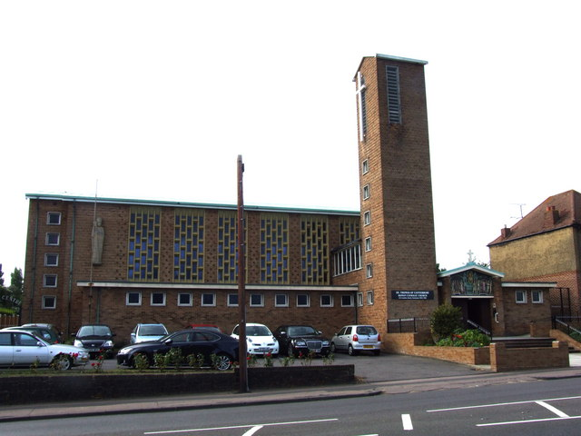 St. Thomas of Canterbury, Rainham