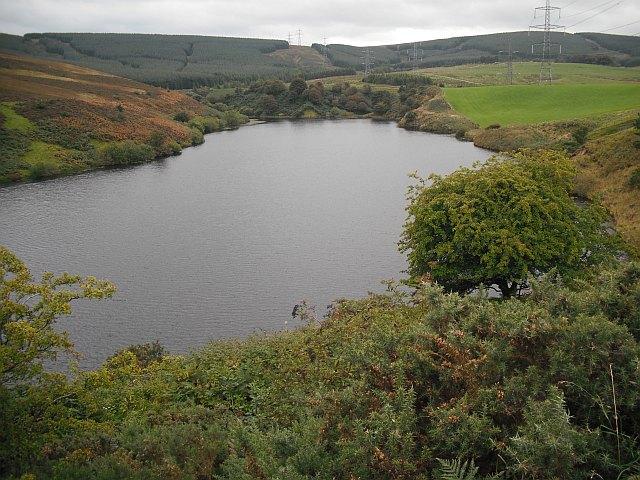 Stobshiel Reservoir