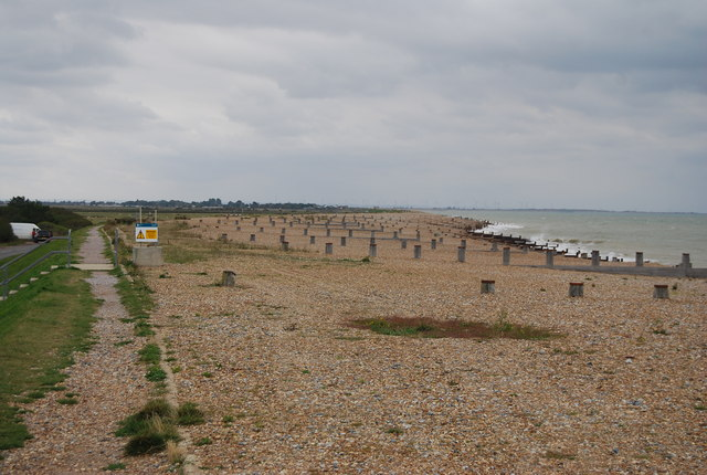 Beach, Pett Levels