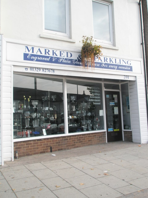 Marked and Sparkling in West Street