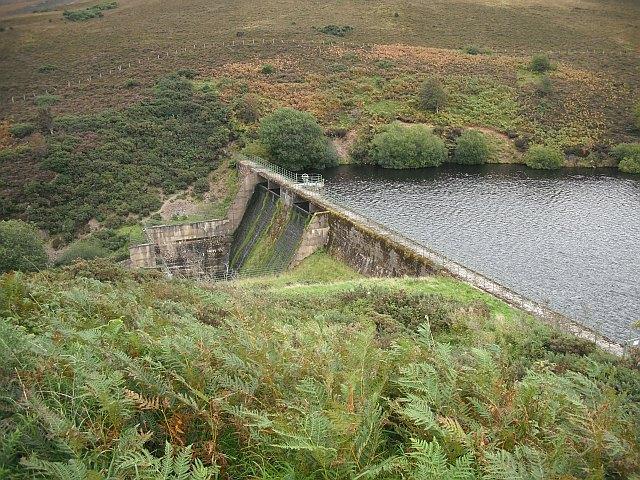 Stobshiel dam