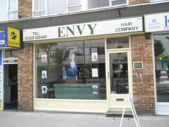 Envy in West Street