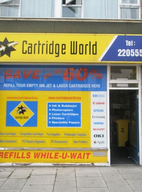 Cartridge World in West Street