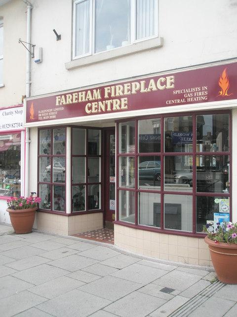 Fareham Fireplace Centre in West Street