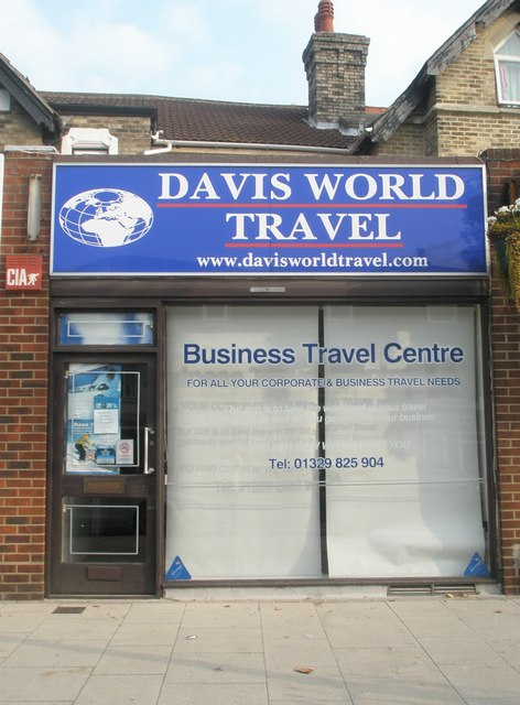 Travel agents in West Street