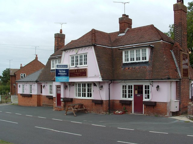 Rose and Crown Public House, Dedham