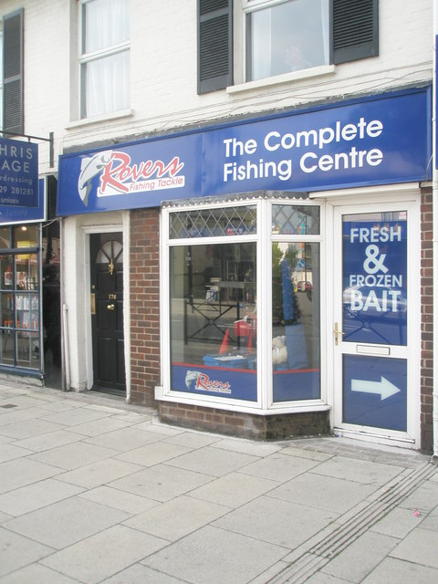 The Complete Fishing Centre in West Street