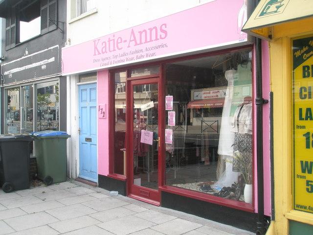 Katie-Anns in West Street