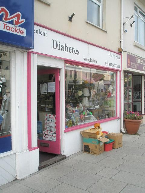Charity shop in West Street (2)