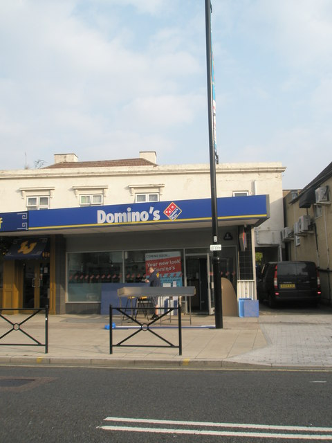 Renovations underway at Domino's