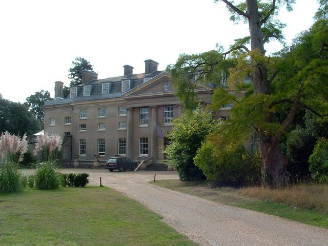 Ickworth Hotel (East Wing of Ickworth House)