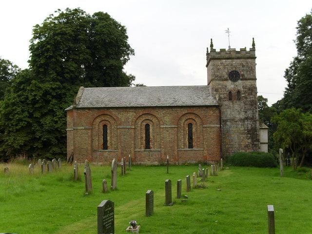 Church of St Everilda, Everingham