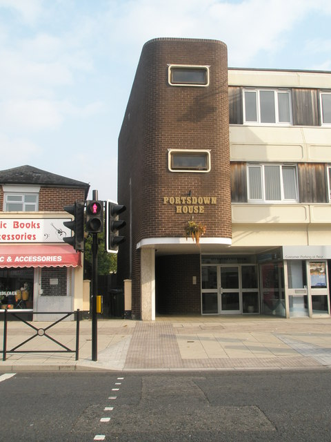Portsdown House in West Street