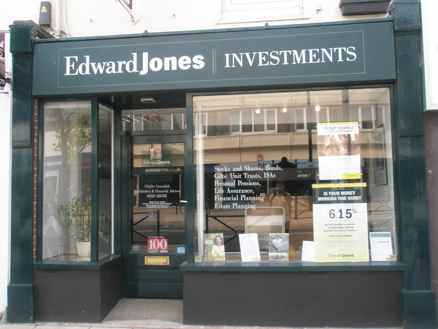 Edward Jones in West Street