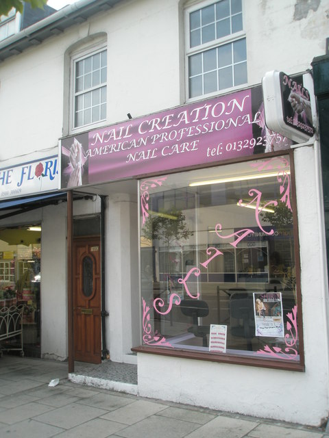 Nail bar in West Street