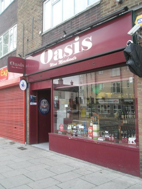Oasis in West Street