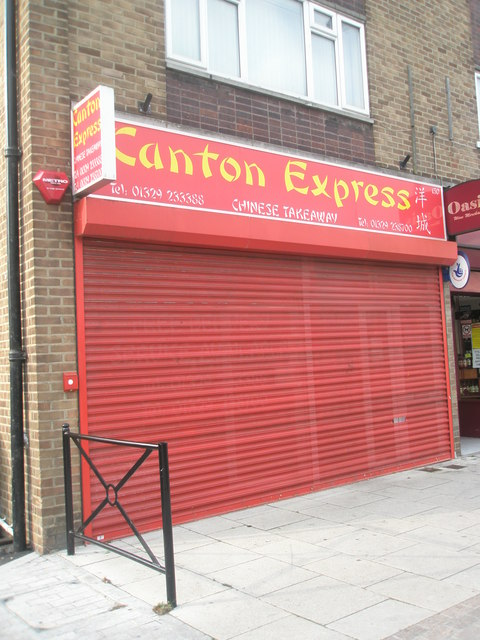 Canton Express in West Street