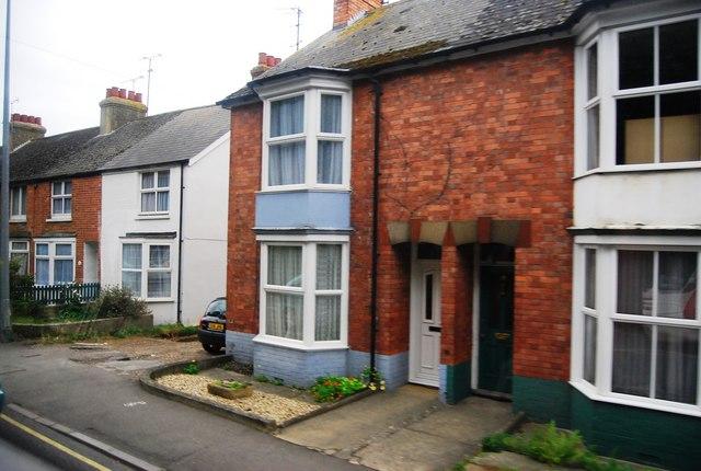 Terraced Houses, A259, Rye