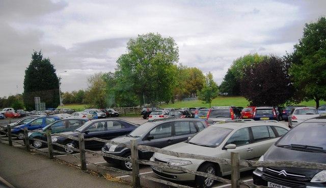 New Rd Car Park, Rye