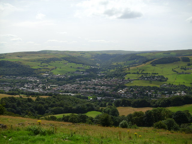 The view from Height Road