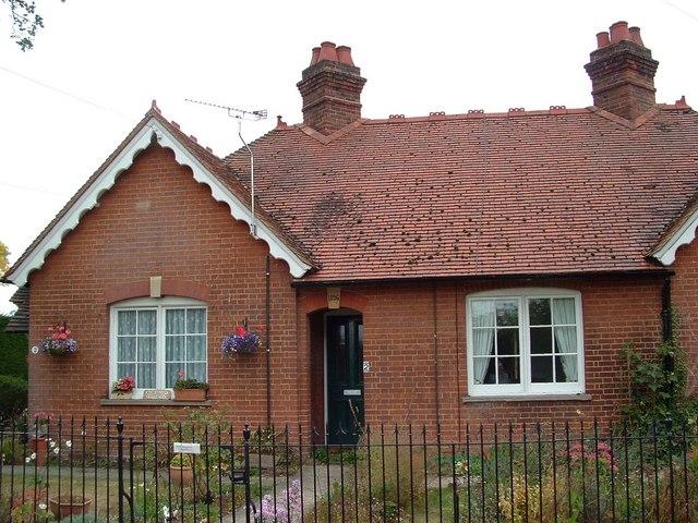 Victorian Cottages, East Bergholt