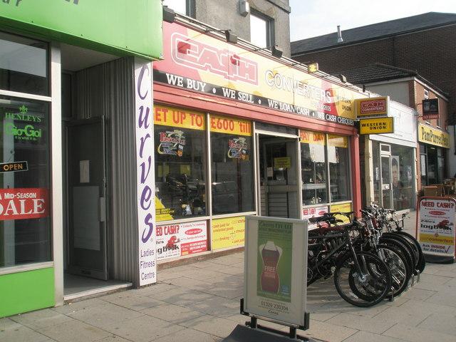 Cash Converters In West Street