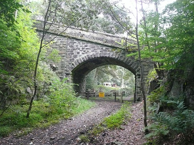 Railway bridge, Norland