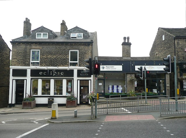 Prince Arthur's Buildings, Ripponden