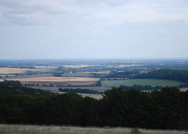 View from the Devil's Humps