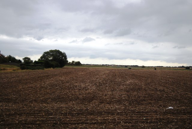 Fallow field off the A259