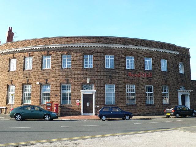 Royal mail offices, Hoylake