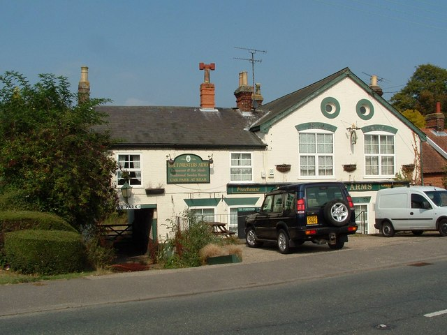 The Foresters' Arms, Chelmondiston