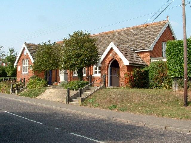 Village Hall, Chelmondiston