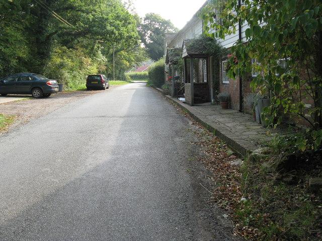 Barrack Cottages on Kent Street