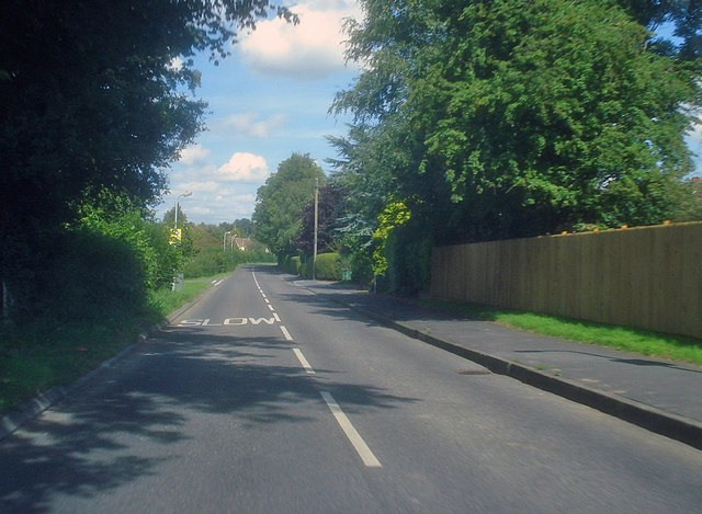 Willesley Road
