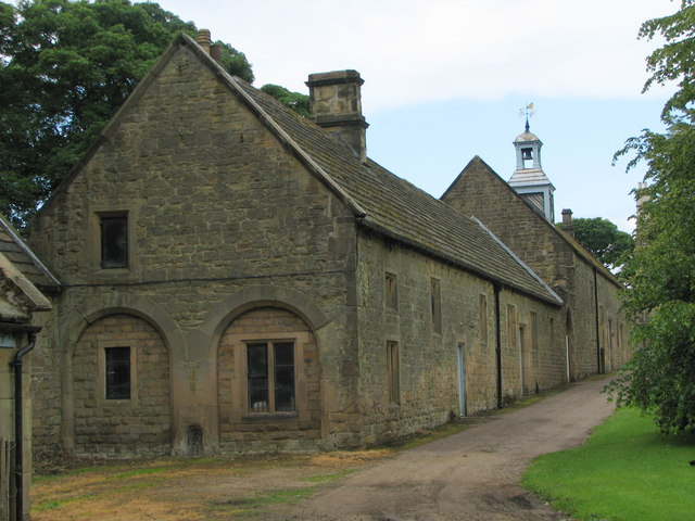 Hardwick Hall Stables