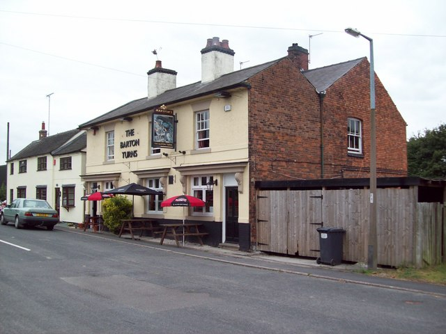 The Barton Turns Public House