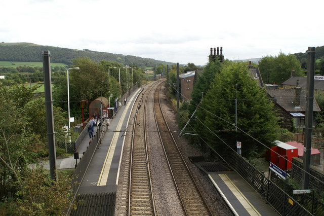 Steeton & Silsden Station