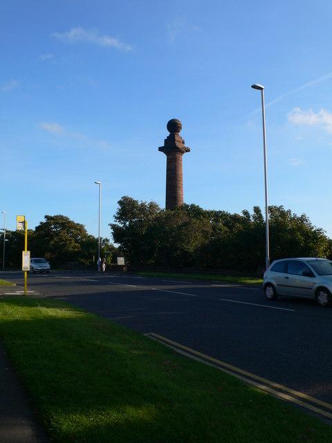 Mariner's Column on Caldy Hill