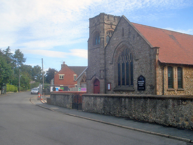 Packington Methodist Church