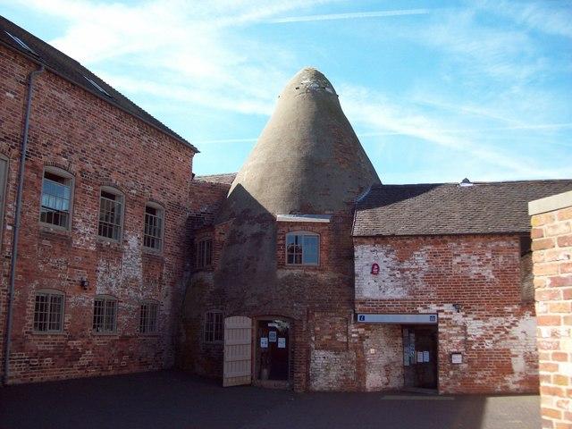 Sharpe's Pottery Museum, Swadlincote